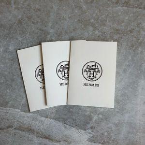 Hermès Receipt Holder / Hermès Receipt Envelope